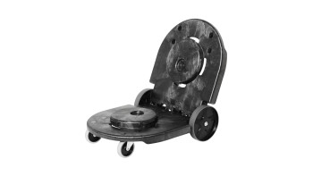 BRUTE® Tandem Dolly Black