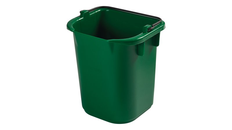 1857377-rcp-cleaning-solutions-accessories-heavy-duty-pail-5qt-green-angle.tif