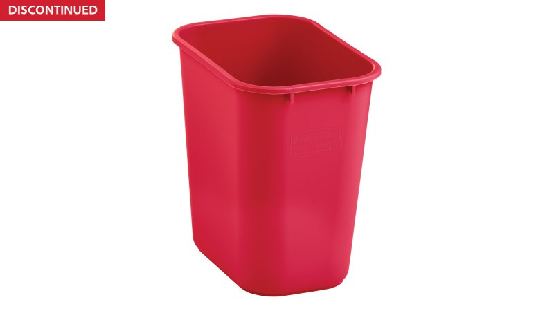 2018374-rcp-utility-refuse-recycling-series-wastebasket-28quart-red-angle.tif