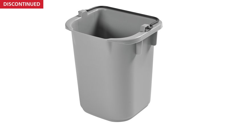 1857391-rcp-cleaning-solutions-accessories-heavy-duty-pail-5qt-gray-angle.tif