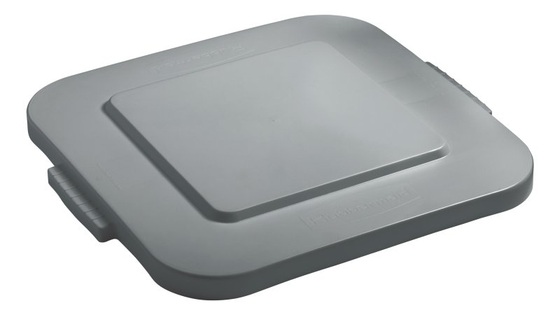 fg353900gray-rcp-utility-refuse-brute-square-container-lid-gray-angle.tif
