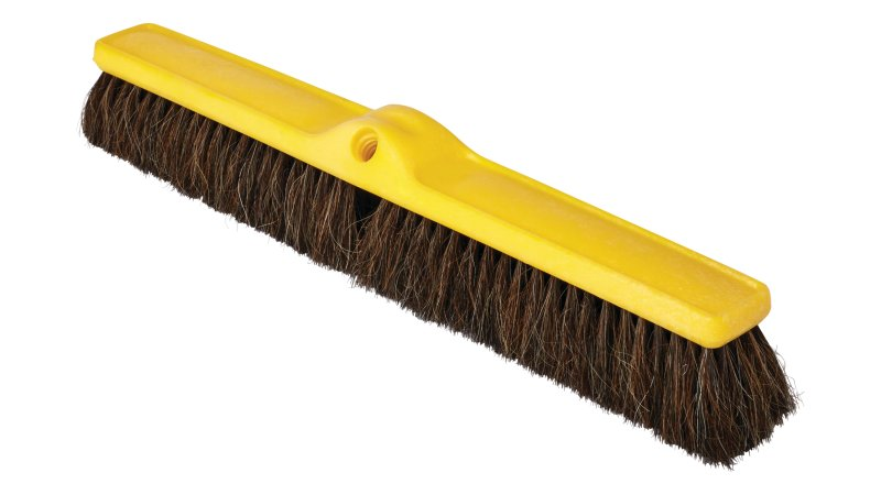 Fine Push Brooms Tampico Fill Rubbermaid Commercial