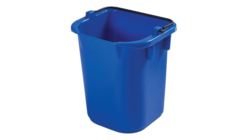 1857376-rcp-cleaning-solutions-accessories-heavy-duty-pail-5qt-blue-angle.tif