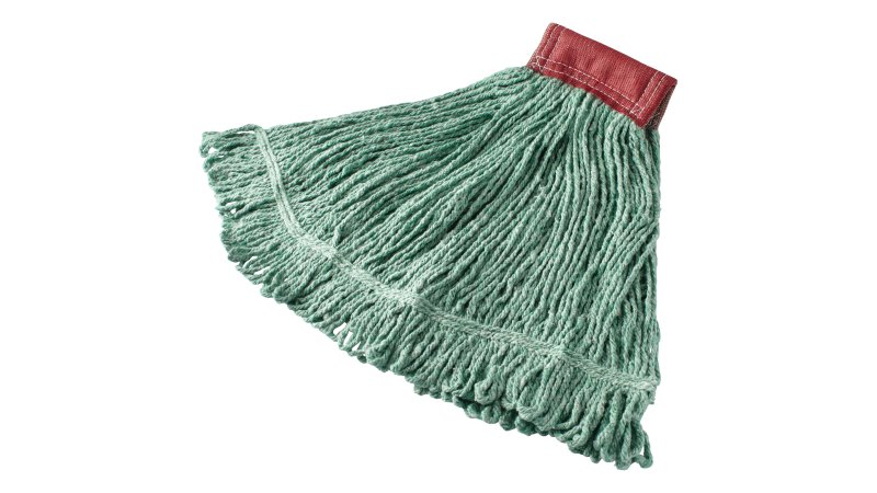 fgd25306gr00-rcp-cleaning-solutions-standard-wet-mop-super-stitch-blend-large-green-angle.tif