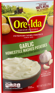 Garlic Homestyle Mashed Potatoes