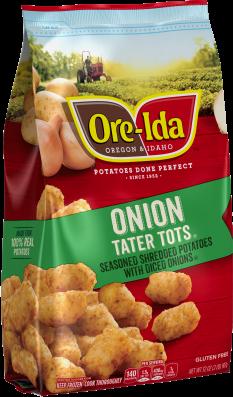 Onion TATER TOTS