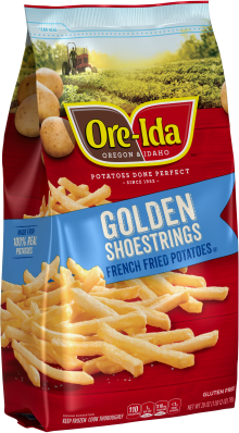 Golden Shoestring French Fries