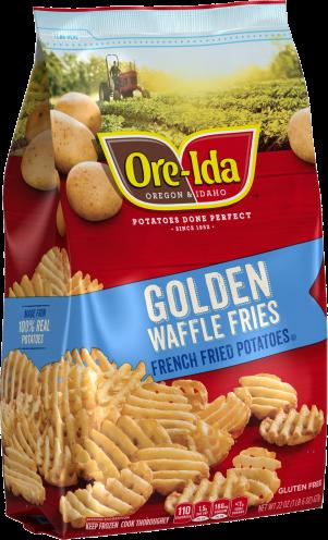 Golden Waffle Fries