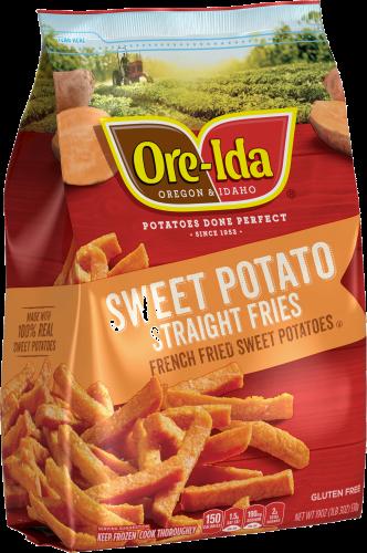 Sweet Potato Straight Fries