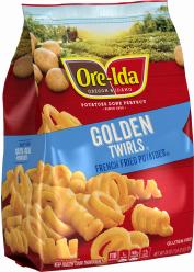 GOLDEN TWIRLS image