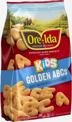 Kid's Golden ABCs Mashed Potatoes image