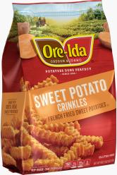 Sweet Potato Crinkle Fries image