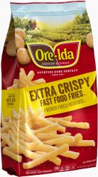 Extra Crispy Fast Food Fries image