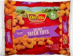 Golden TATER TOTS image