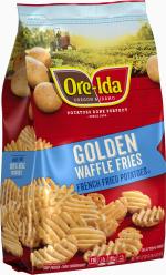 Golden Waffle Fries image