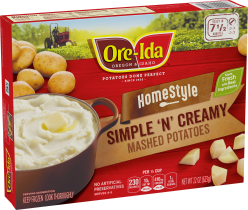 Homestyle Simple 'N' Creamy Mashed Potatoes image