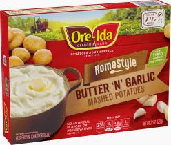 Butter 'N' Garlic Mashed Potatoes image