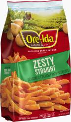 Zesty Straight Fries image