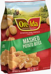 Loaded Baked Mashed Potato Bites image