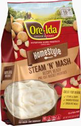 Homestyle STEAM N' MASH Potatoes image
