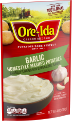 Garlic Homestyle Mashed Potatoes image