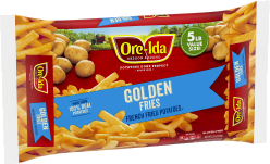 Golden French Fries image