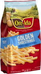 Golden Shoestring French Fries image