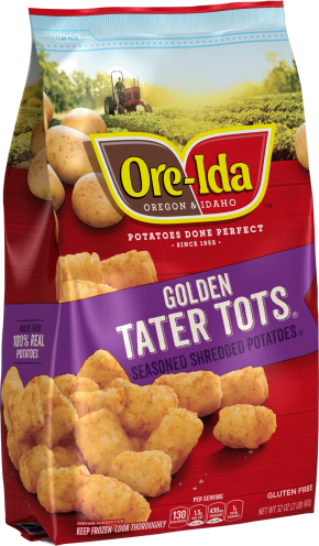 Golden TATER TOTS image