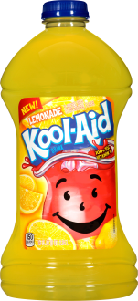 Kool-Aid Lemonade Drink 96 fl. oz. Bottle image