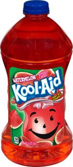 Kool-Aid Watermelon Drink 96 fl. oz. Bottle