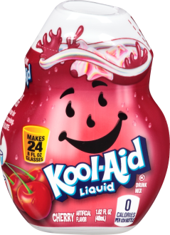 KOOL-AID Cherry Liquid Drink Mix 1.62 fl  oz Bottle image