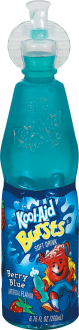 Kool-Aid Bursts Berry Blue Soft Drink - 6.75 fl oz Bottle image