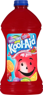 Kool-Aid Tropical Punch Drink 96 fl. oz. Bottle