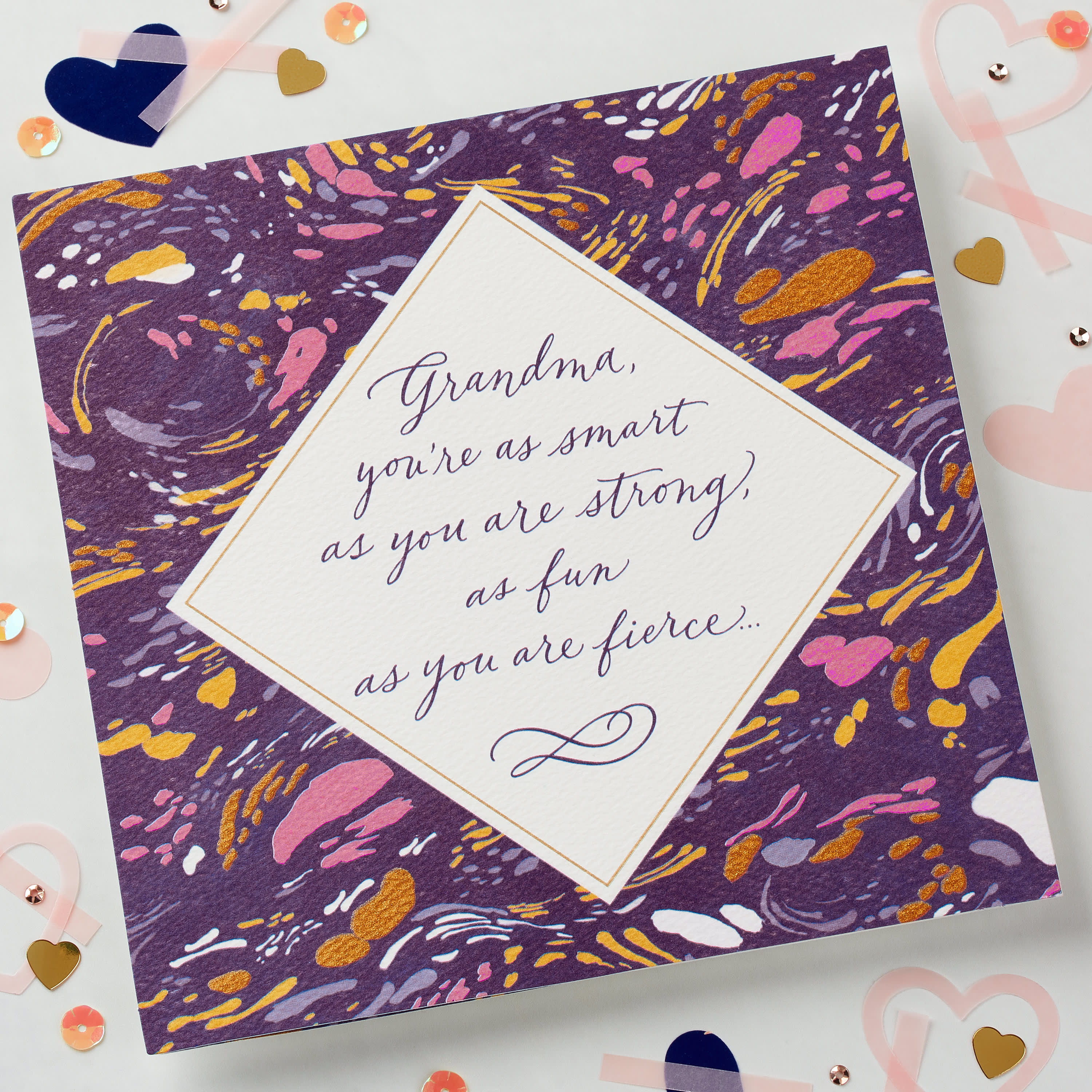 Loving Mother's Day Card for Grandma image