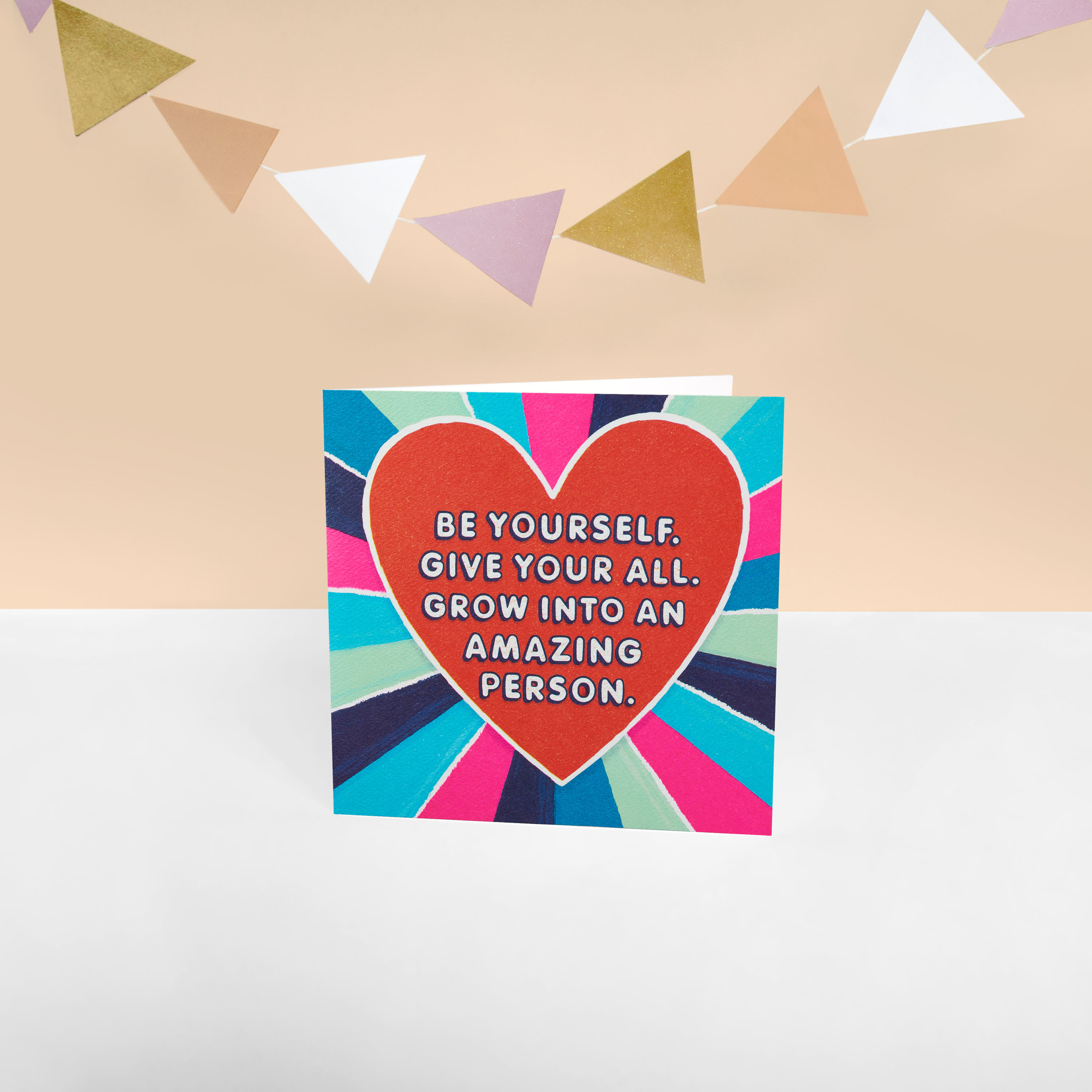 Amazing Person Valentine's Day Card image