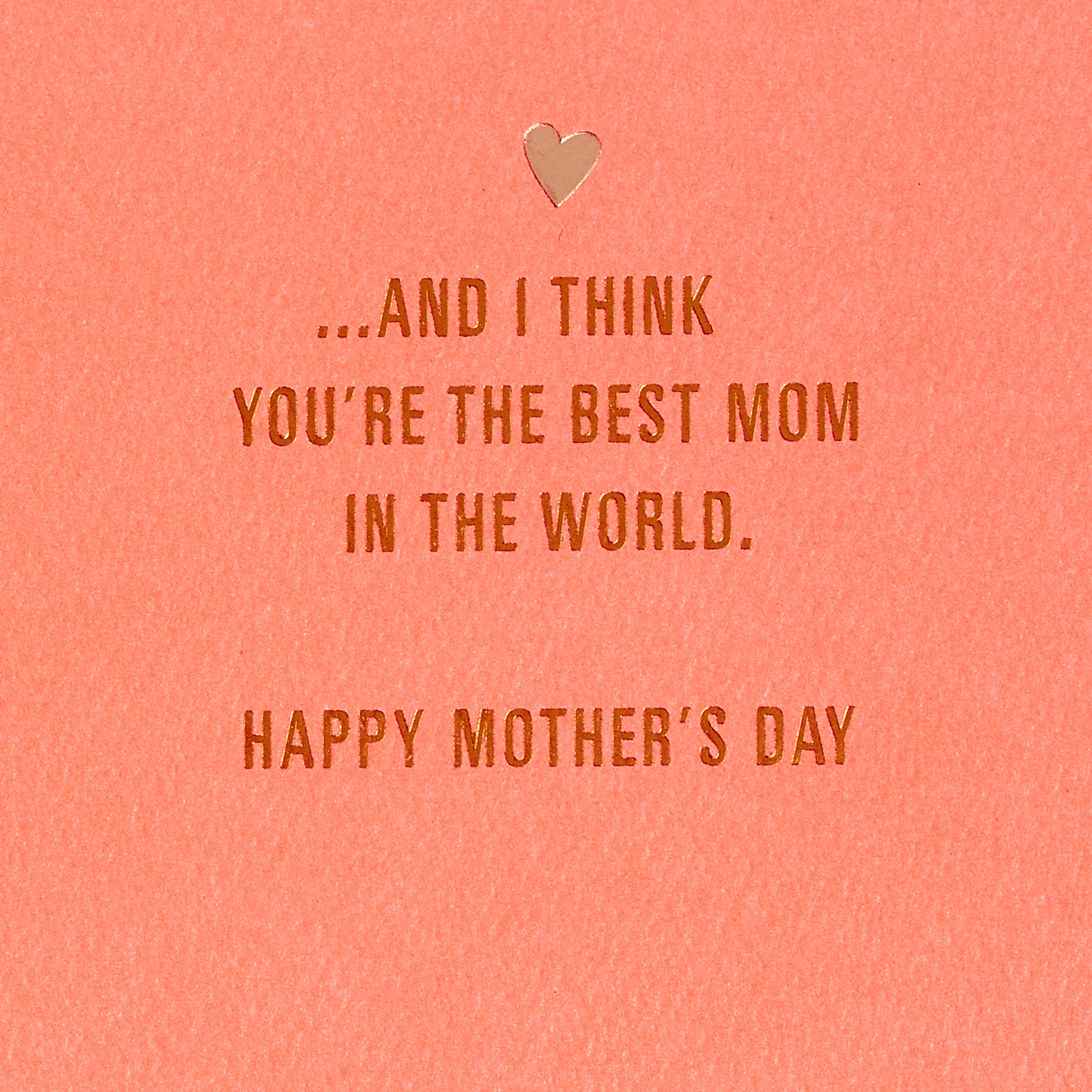 Love You Mother's Day Card image