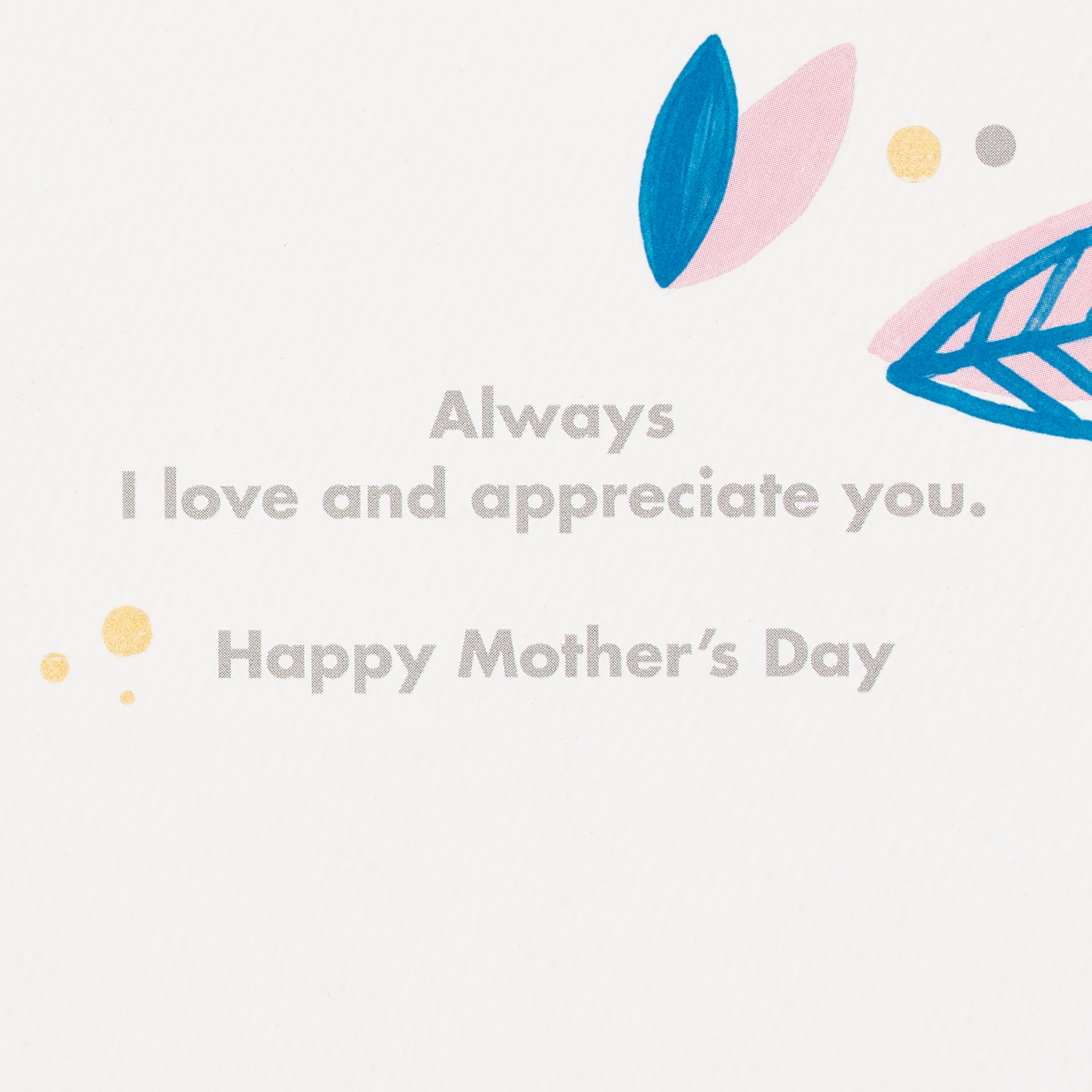 Best Friend Mother's Day Card image