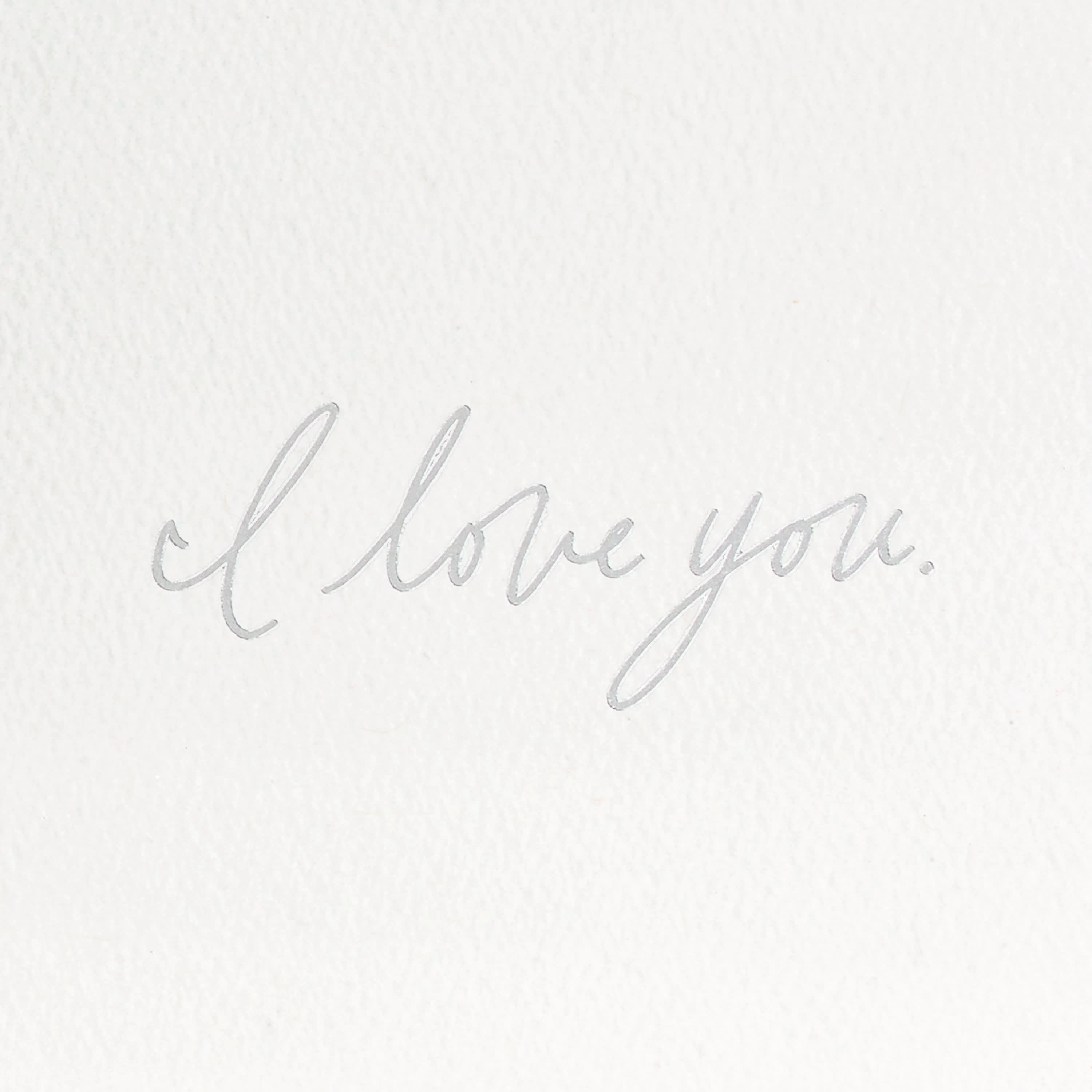 Love and Food Valentine's Day Card image