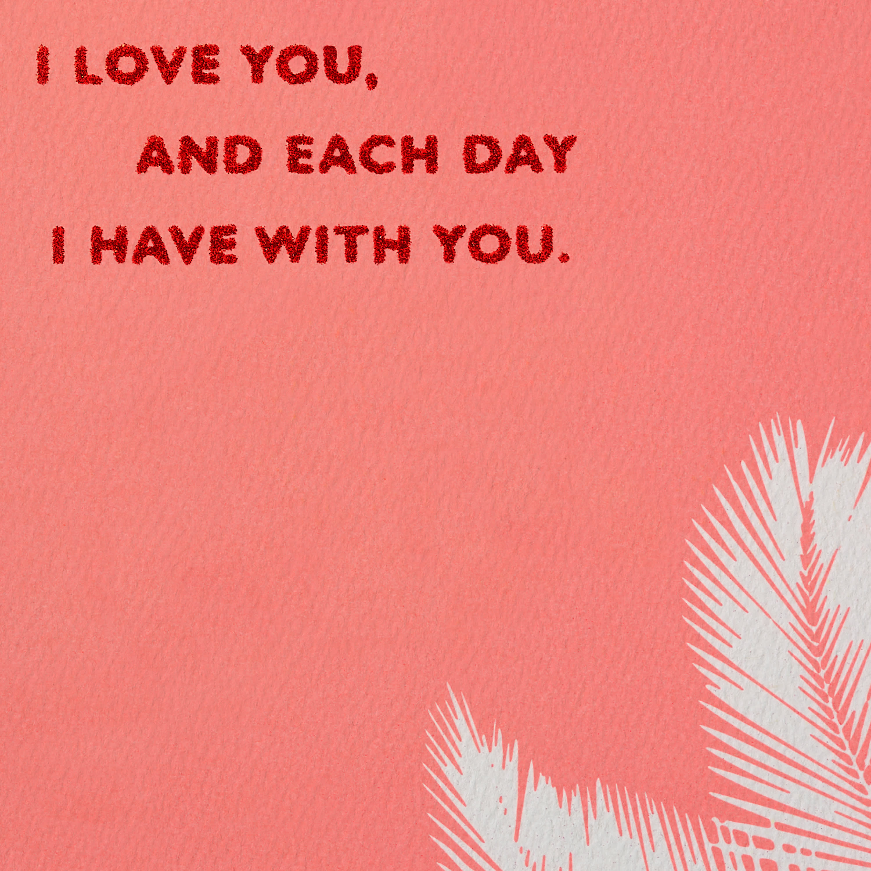 Romantic Good Valentine's Day Card image