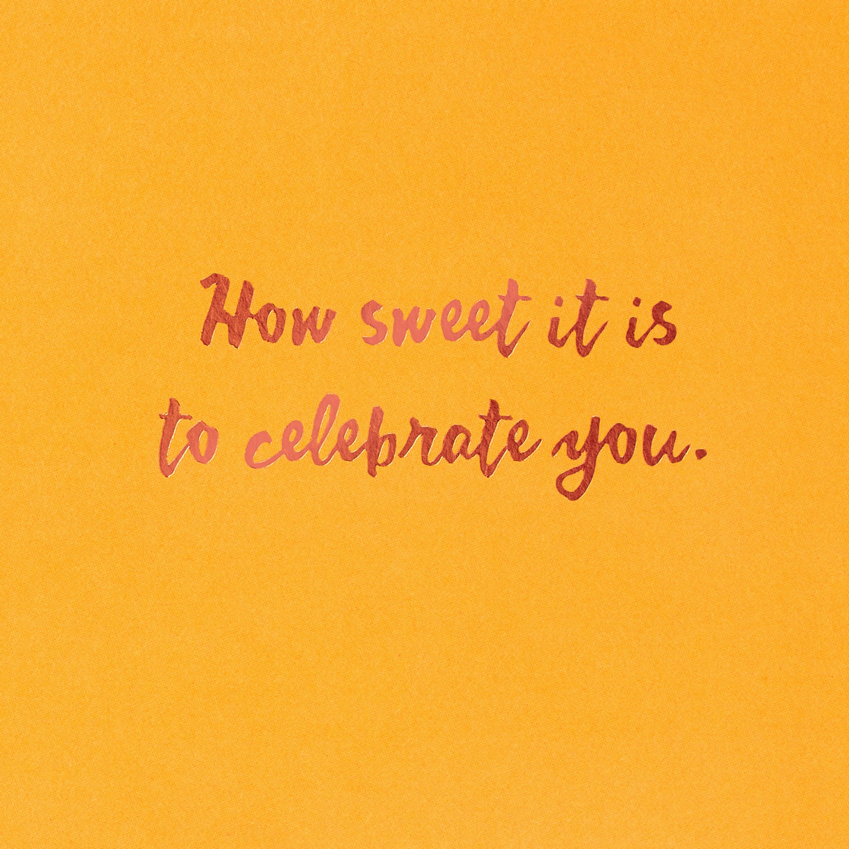Cake Day Birthday Card image