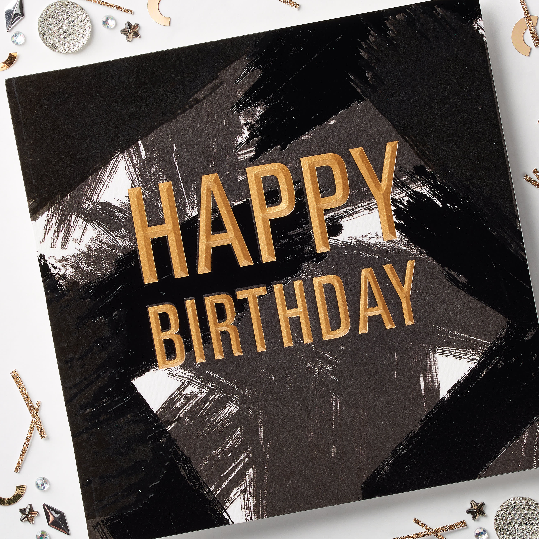 Good Guys Birthday Card image