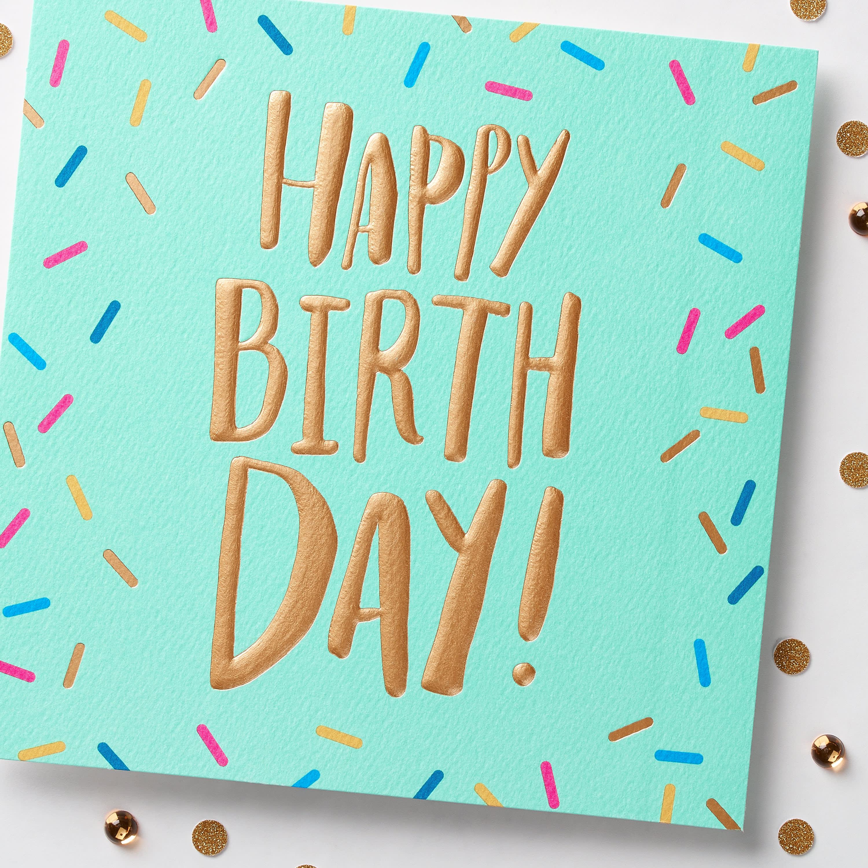 Fun Cool Amazing Birthday Card image