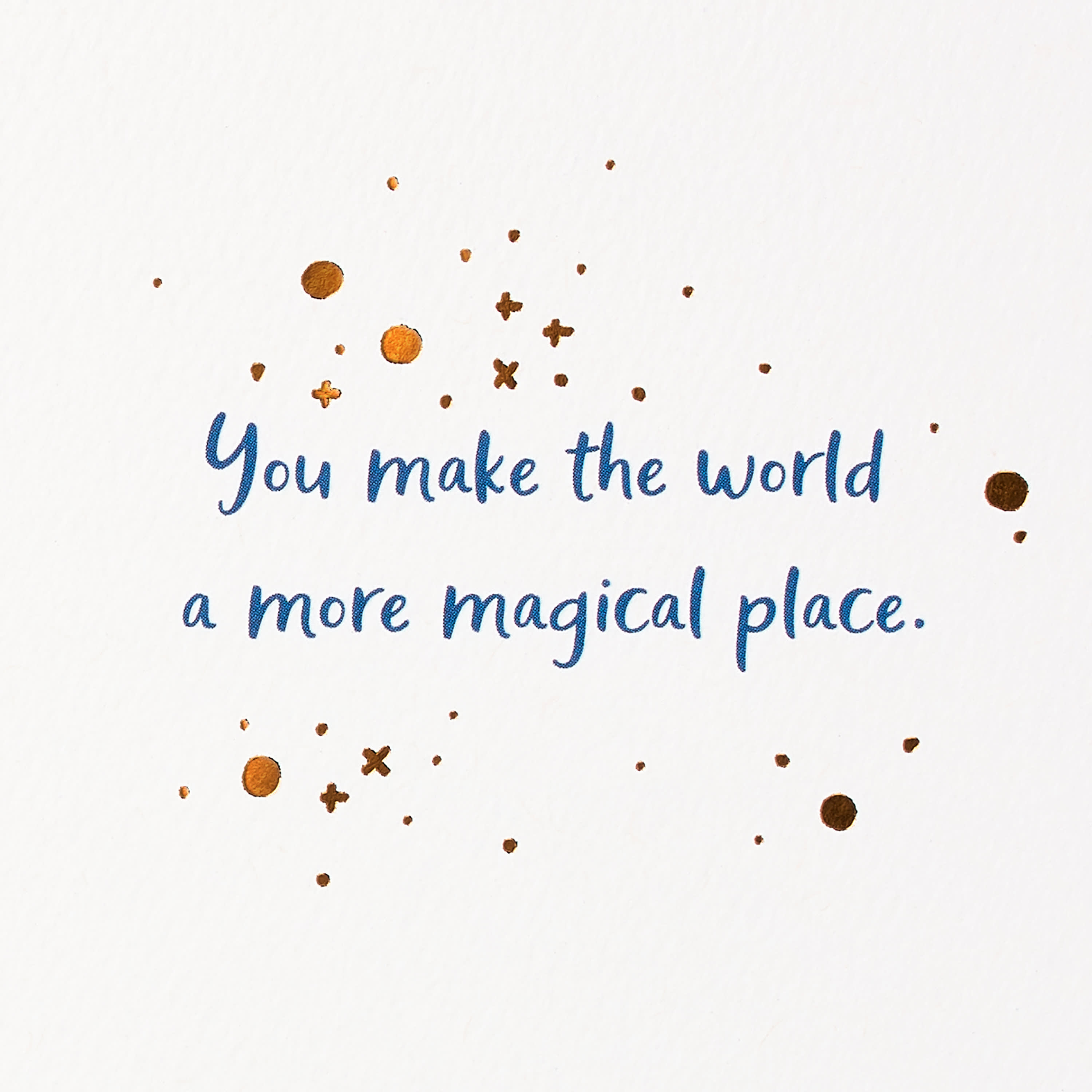 Magical Place Birthday Card for Wife image