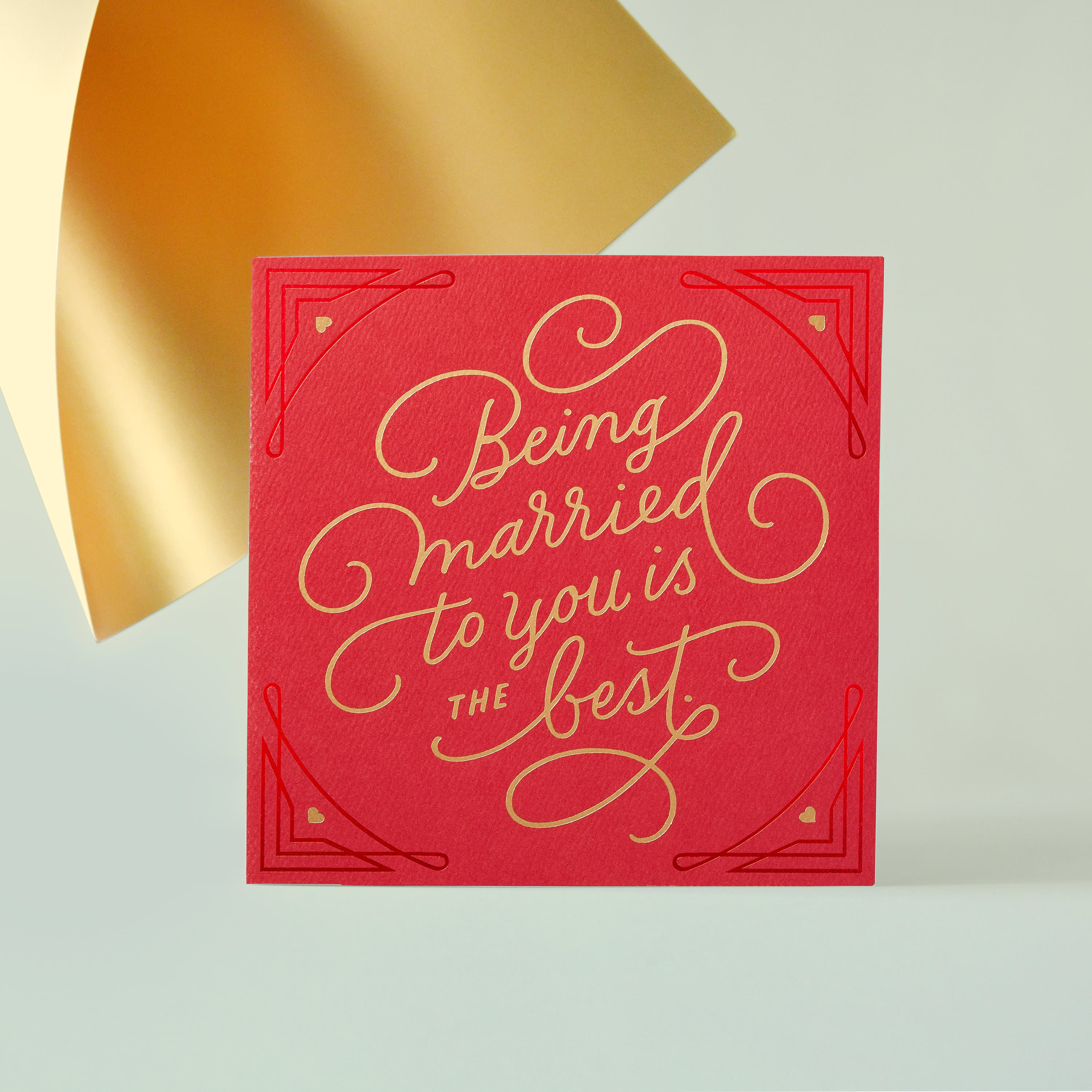 Forever Valentine's Day Card for Spouse image