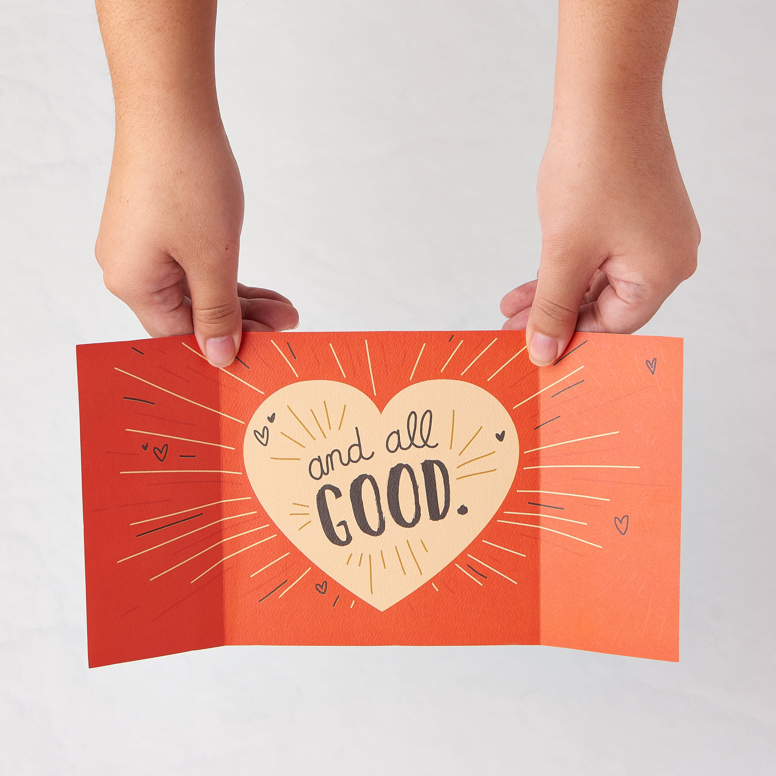 Insane and Crazy Valentine's Day Card for Husband image