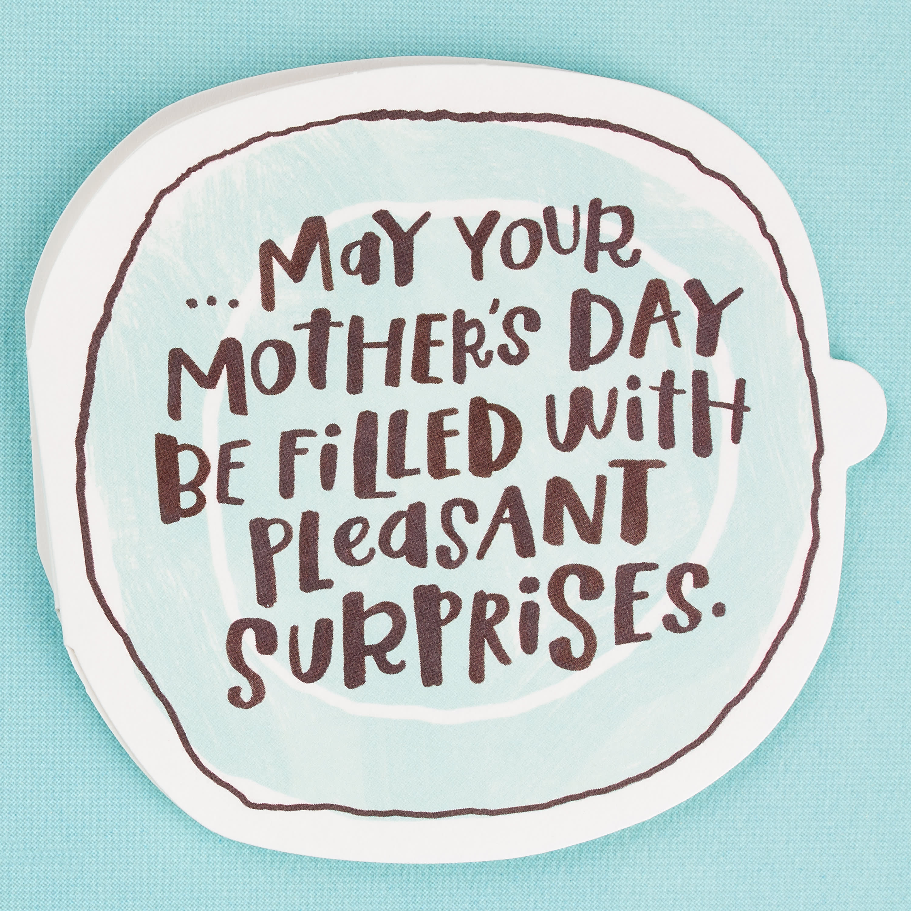Funny Cookies Mother's Day Card image