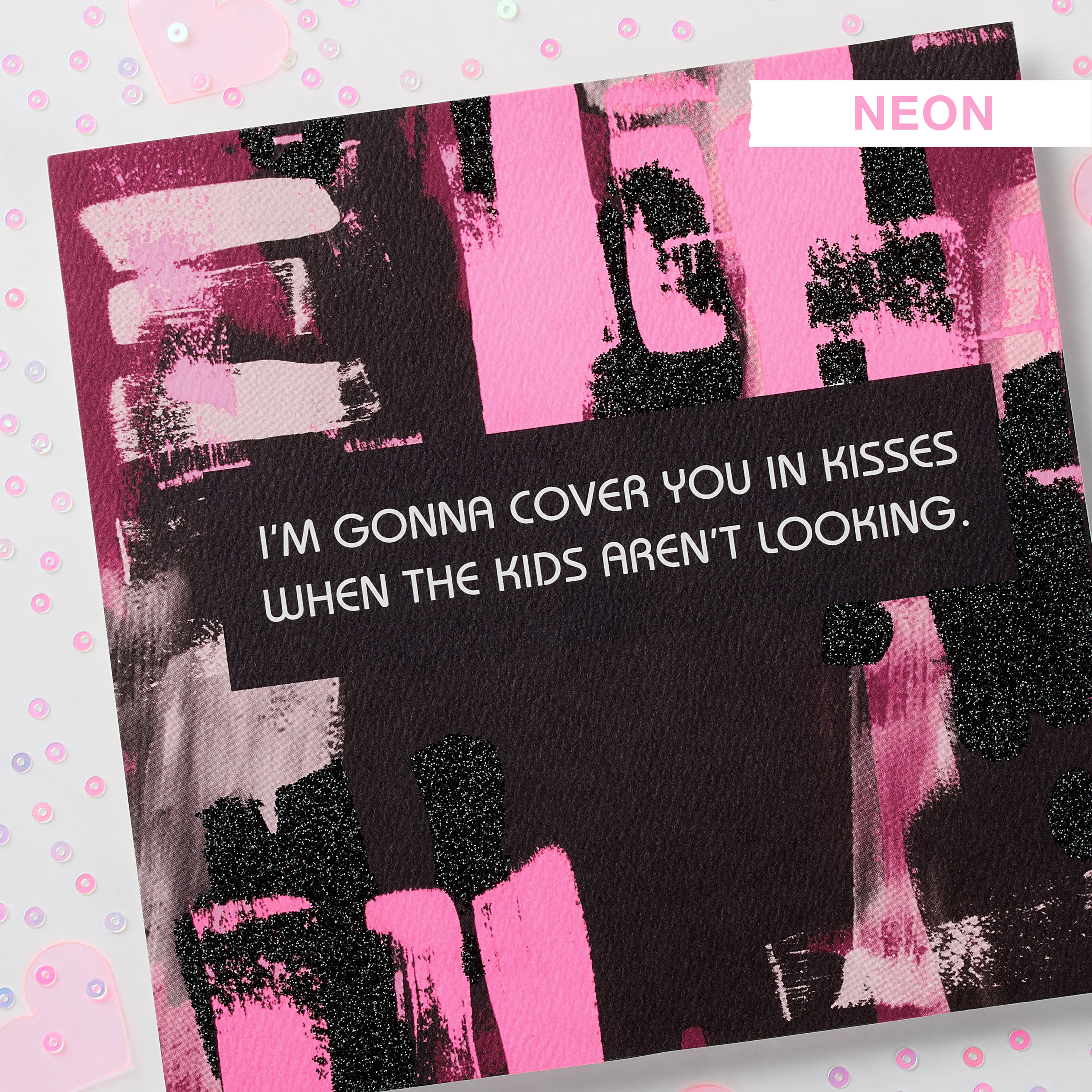 Romantic Valentine's Day Card for Spouse image