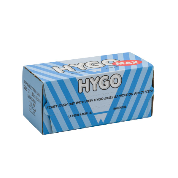 "Hygo™ Max 12"" Disposable Pastry Bag"