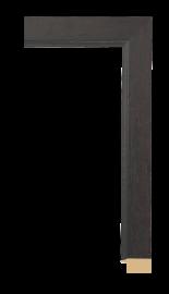 Dresden Black Umber 1 3/8