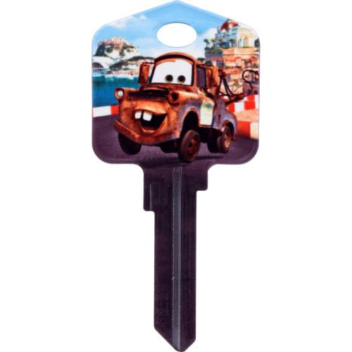Disney Mater Key Blank Kwikset 66/97 KW1/10